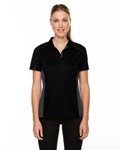 Ash City - Extreme Eperformance Ladies' Fuse Snag Protection Plus Colorblock Polo