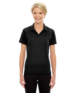Ash City - Extreme Eperformance Ladies' Stride Jacquard Polo