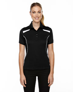 Ash City - Extreme Eperformance Ladies' Tempo Recycled Polyester Performance Textured Polo