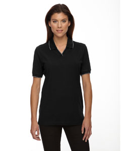 Ash City - Extreme Ladies' Cotton Jersey Polo