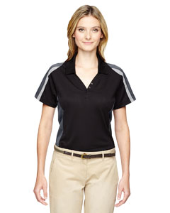 Ash City - Extreme Ladies' Eperformance Strike Colorblock Snag Protection Polo