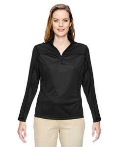 Ash City - North End Ladies' Excursion Circuit Performance Half-Zip