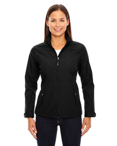 Ash City - North End Ladies' Forecast Three-Layer Light Bonded Travel Soft Shell Jacket