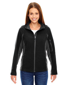 Ash City - North End Ladies' Generate Textured Fleece Jacket
