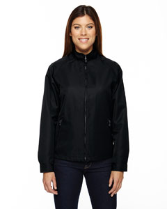 Ash City - North End Ladies' Mid-Length Micro Twill Jacket