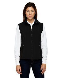 Ash City - North End Ladies' Three-Layer Light Bonded Performance Soft Shell Vest