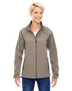 Ash City - North End Ladies' Three-Layer Light Bonded Soft Shell Jacket