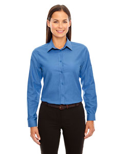 Ash City - North End Ladies' Windsor Long-Sleeve Oxford Shirt