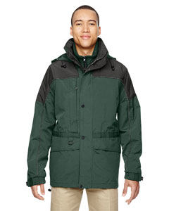 Ash City - North End Men's 3-in-1 Two-Tone Parka