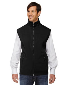 Ash City - North End Men's Three-Layer Light Bonded Performance Soft Shell Vest