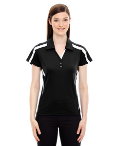 Ash City - North End Sport Red Ladies' Accelerate UTK cool.logik Performance Polo