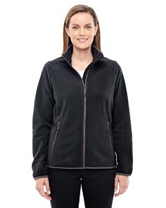 Ash City - North End Sport Red Ladies' Vector Interactive Polartec Fleece Jacket