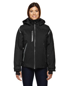 Ash City - North End Sport Red Ladies' Ventilate Seam-Sealed Insulated Jacket