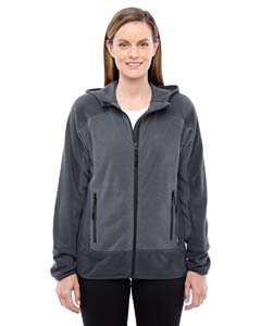 Ash City - North End Sport Red Ladies' Vortex Polartec Active Fleece Jacket