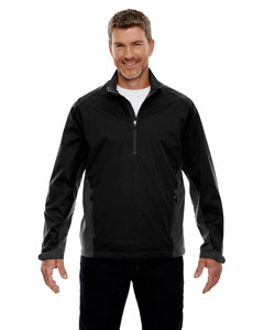 Ash City - North End Sport Red Men's Paragon Laminated Performance Stretch Wind Shirt
