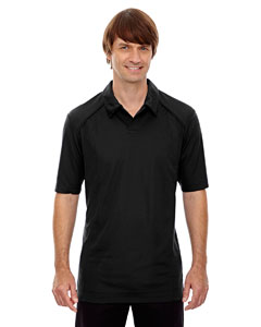 Ash City - North End Sport Red Men's Recycled Polyester Performance Pique Polo