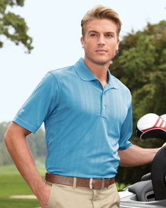 Ashworth Men's Performance Texture Polo