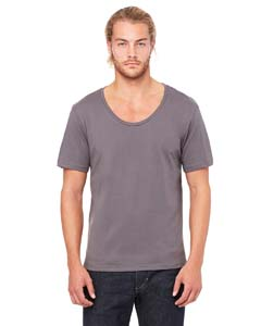 Bella + Canvas Men's Jersey Wide Neck T-Shirt
