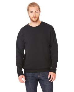 Bella + Canvas Unisex Drop Shoulder Fleece