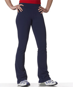 Bella Cotton/Spandex Fitness Pants