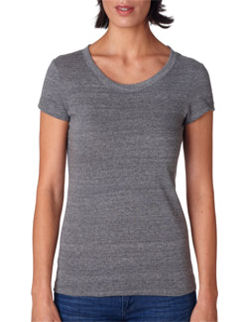 Bella Ladies Cameron Triblend Tee