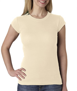 Bella Ladies' Kimberley Sheer Rib T-Shirt