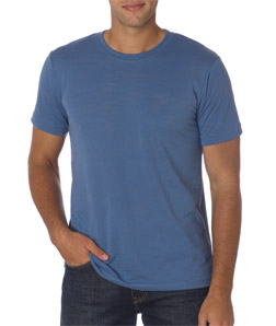 Canvas Mens Burnwood Burnout Tee