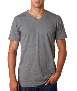 Canvas Mens Delancey V-neck Tee