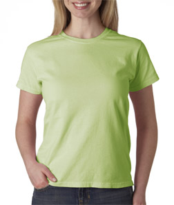 Chouinard Ladies' Ring-Spun Cotton Tee