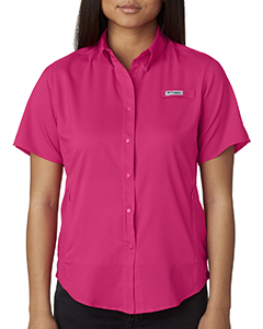Columbia Ladies' Tamiami  II Short-Sleeve Shirt