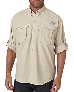 Columbia Men's Bahama  II Long-Sleeve Shirt