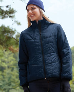 Devon & Jones Ladies' Insulated Tech-Shell Reliant Jacket