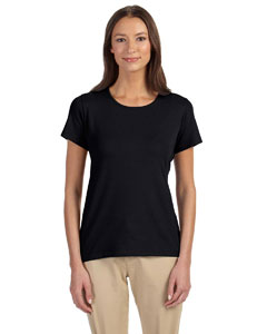 Devon & Jones Perfect Fit Ladies Shell T-Shirt