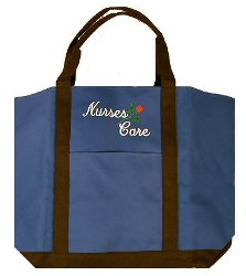 (ex26) Nursing Tote Bag 26