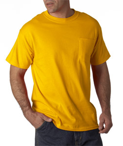 Gildan Adult Ultra Cotton T-Shirt with Pocket
