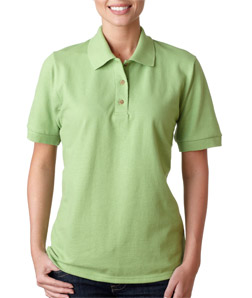 Gildan Ladies Ultra Cotton Pique Polo