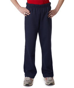 Gildan Youth Heavy BlendTM Open Bottom Sweatpants