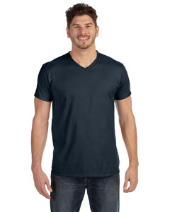 Hanes 4.5 oz., 100% Ringspun Cotton nano-T V-Neck T-Shirt