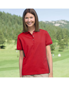 Izod Ladies' Original Silk-Wash Piqu Polo