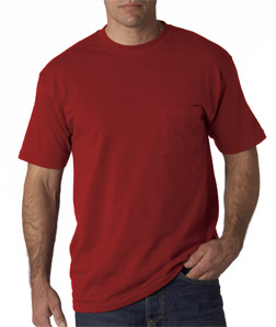Jerzees Adult Heavyweight Blend T-Shirt with Pocket