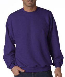 Jerzees Adult Mid-Weight Crewneck Sweatshirt