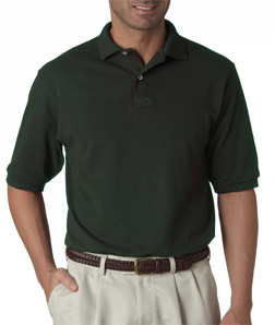 Jerzees Adult Pique Polo with SpotShield
