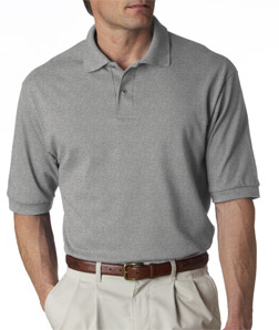Jerzees Adult Ring-Spun Cotton Pique Polo