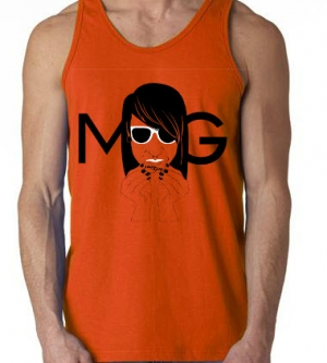 Money Gang Logo Tank