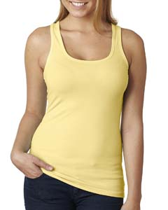 Next Level Ladies' Jersey Racerback Tank