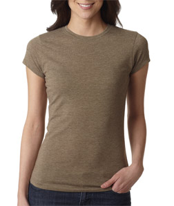 Next Level Ladies' Poly/Cotton Tee