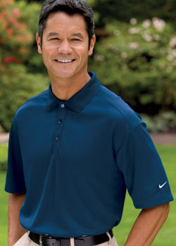 NIKE GOLF - Dri-FIT Classic Sport Shirt.