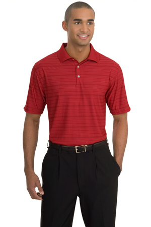NIKE GOLF - Dri-FIT Tech Tonal Band Sport Shirt