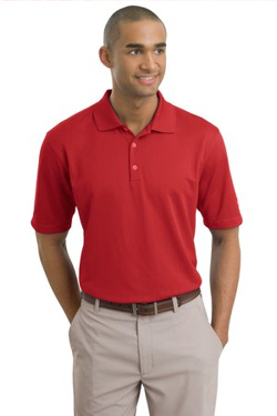NIKE GOLF - Dri-FIT UV Textured Sport Shirt. .