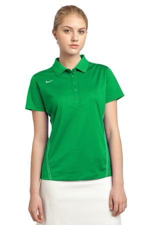 Nike Golf Ladies Dri-FIT Sport Swoosh Pique Polo